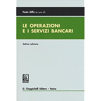 Le Operazioni E I Servizi Bancari