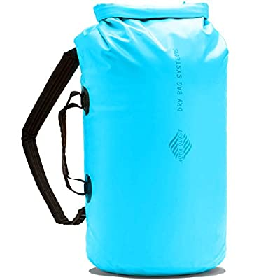 Aqua Quest MARINER Lightweight Waterproof Dry Bag Backpack 10L. 20L, 30L with Roll-Top Closure from Aqua Quest