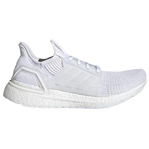 adidas Herren Ultraboost 19 m Laufschuhe, Weiß FTWR White/Core Black, 43 1/3 EU