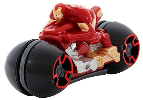 Hot Wheels Avengers Age Of Ultron Moto's: Iron Man Cycle by Mattel
