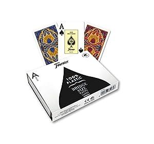Fournier - 35188 - Juego de cartas - Rosas - 2 Índice de Jumbo