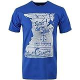 Breaking Bad Call Saul T-Shirt Homme Bleu Sous Licence Officielle