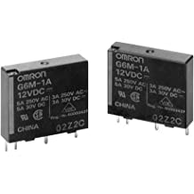 G6M-1A-DC12 Omron, 2 pcs in pack, sold by SWATEE ELECTRONICS