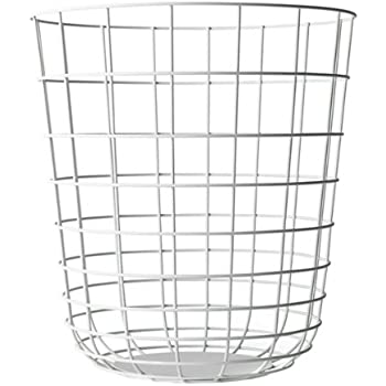 Menu 9000639 Draht-Papierkorb, Höhe 35 cm, Durchmesser 32