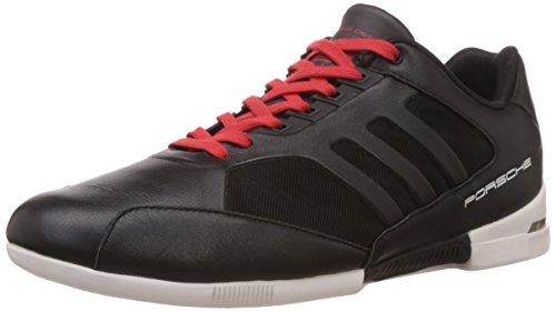 Adidas Porsche Turbo chaussures noir rouge