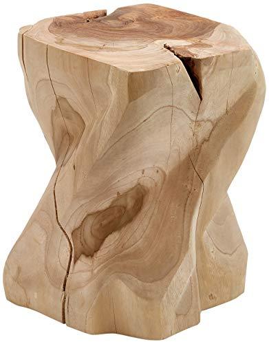 Jan Kurtz Hocker, Teak, Braun, 30 x 30 x 40 cm -