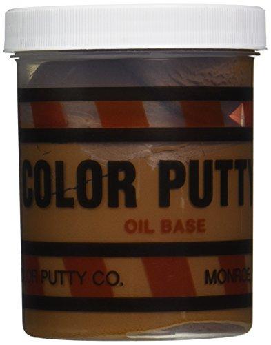 color-putty-126-1-pound-a-base-oleosa-stucco-riempitivo-per-legno-mogano-colore-marrone