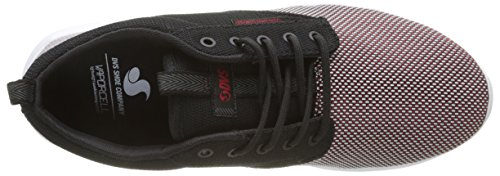 DVS Premier 2.0 Synthétique Baskets Black-Red