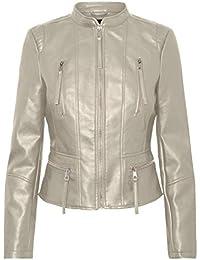 576f7f17ac Amazon.it: PANNA - Giacche e cappotti / Donna: Abbigliamento