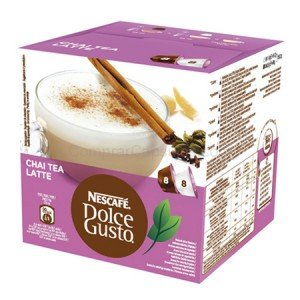 DOLCE GUSTO PACK 16 CHAI TEA LATTE