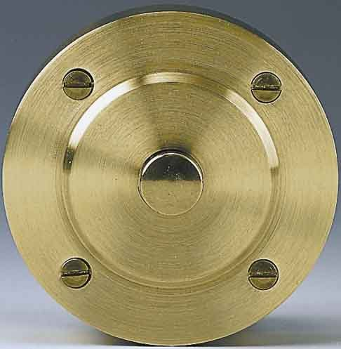GROTHE 1522130 - KLINGELTASTER AP  68MM D  CONTACTO DE PUERTA  TORK 2060