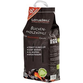 lotusgrill buchen holzkohle 2 5 kg speziell entwickelt. Black Bedroom Furniture Sets. Home Design Ideas