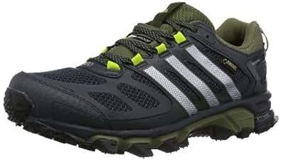 adidas Mens Response Trail 20 M GTX Running Shoes Gray