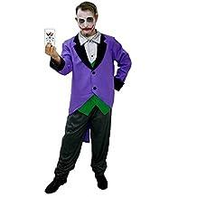 Joker disfraz inspirado (Adulto) - Talla - M