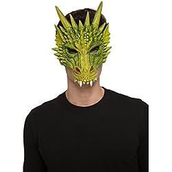 My Other Me - Máscara foam dragón (Viving Costumes 204559)