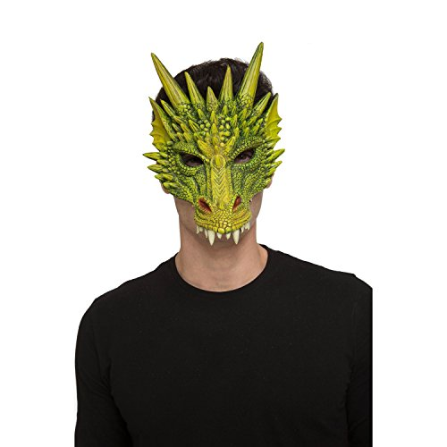 My Other Me Me - Máscara foam dragón (Viving Costumes 204559)