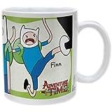 Adventure Time Finn Ceramic Mug