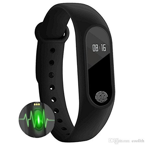 Micromax Bolt A064 COMPATIBLE Fitness Tracker OLED Screen Display Smart Wristband with Heart Rate Monitor, Sleep tracker, Pedometer, Calories & Distance Calculator , Anti Lost Function Controlled with Smart App by vell-tech  available at amazon for Rs.1899