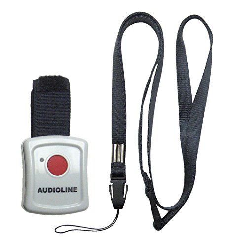 Audioline – Audioline BIGTEL 50 Alarm Plus – Telefon mit Schnur – Silber - 4