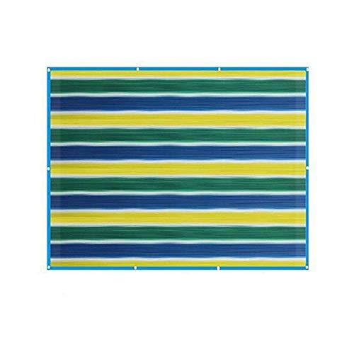 90% Sunblock Sun Shade Pflanzendecke UV-beständig Langlebige Schatten Net Panel Für Garten, Gewächshaus, Blume, Scheune, Zwinger, Zaun (Größe: 2x3M) -