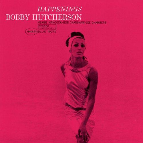 Bobby Hutcherson - Happenings [Japan LTD CD] QIAG-16021