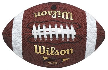 Wilson NFL Micro American Football Test