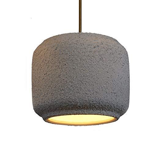 YT-ER Kronleuchter Moderne Zeitgenössische Kunst Farbe Sand Keramik Pendelleuchten Home Cafe Dekorative Lampen 20 * 16Cm94