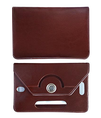 Fastway 8 Inch Rotate Tablet Book Cover For Huawei MediaPad M1-Brown  available at amazon for Rs.310