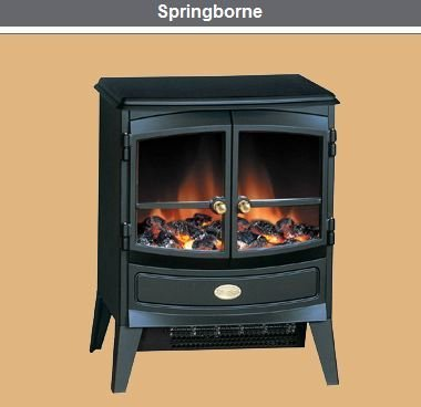 Dimplex Springbourne Optiflame Stove-style Electric Fire