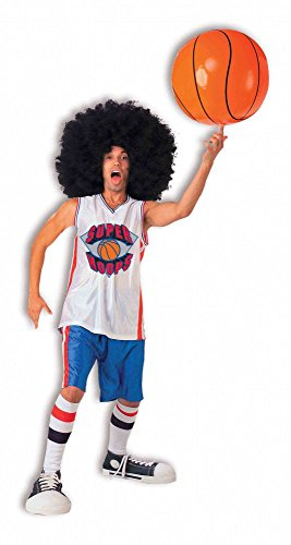 shoperama Herren Kostüm Afro Basketball Spieler - Gr. S/M