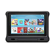 Kid-Proof Case for Fire HD 10 tablet   Compatible with 9th generation tablet (2019 release), black