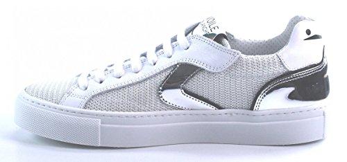 Voile Blanche - Capri Net - Sneaker - weiss   bianco argento Weiß KjEIs8CZJ0