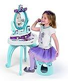Frozen 2 Frisiersalon, Disney Frozen Frisiertisch mit Styling Zubehör, für Kinder ab 3 Jahren