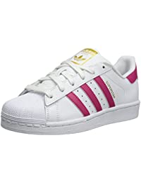 Adidas Superstar Foundation, Zapatillas Unisex Infantil