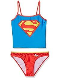 DC Super Hero Girls Tankini para Niñas