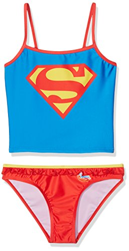 DC Super Hero Girls, Tankini Fille