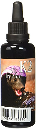 Robert Franz Vitamin K2 Tropfen, 50 ml