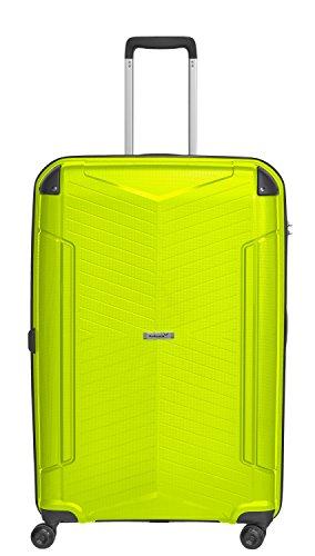 Packenger Premium Hartschalen PP Koffer Silent 28 Zoll (Hellgrün)