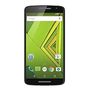 "Motorola Moto X Play Smartphone, 5.5"", Fotocamera 21 MP, 16 GB, RAM 2 GB, Android 5.1.1 Lollipop, Nero [Italia]"