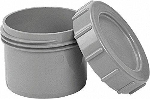airfit-endstopfen-mit-schraubverschluss-kappe-grau-zum-einstecken-in-eine-muffe-dn-50