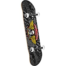 Powell Skateboard Complete Peralta Winged Ripper - 8 Inch Plata (Default, Plata)