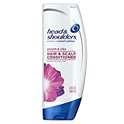Head & Shoulders Head And Shoulders Smooth And Silky Dandruff Conditioner 23 Fluid Ounce (Packaging May Vary)