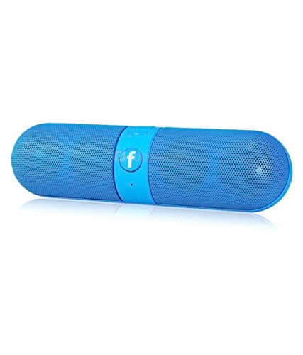 Lava iris 349S Compatible Bluetooth Multimedia Speaker System with / Pen Drive / SD Card - Capsul speakers by VELL- TECH  available at amazon for Rs.699