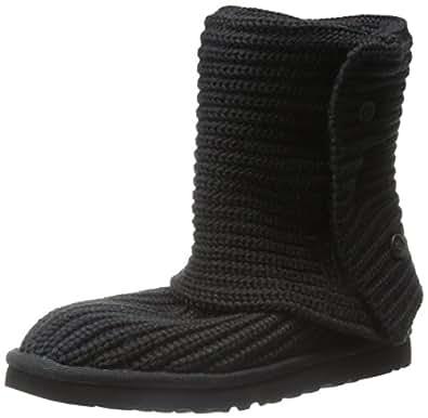 Ugg Australia Women's Classic Cardy Boot Black 5819 3.5 UK