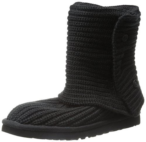 Ugg Australia Cardy 1876Charcoal/Silver10, Bottes femme