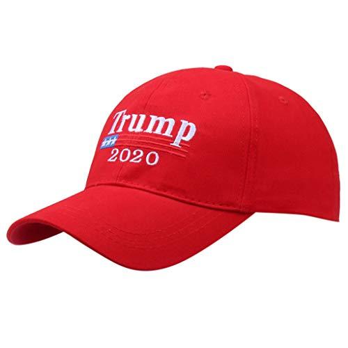 LIGEsayTOY Baseball Cap Kappe Machen Sie Amerika Wieder Großartig Hut Verstellbare...