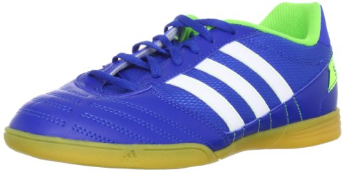 Futebol Adidas Super Free S Q23945 Blu Chuteiras Jovens Brancos Azul