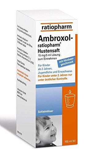 Ambroxol-ratiopharm Huste 100 ml