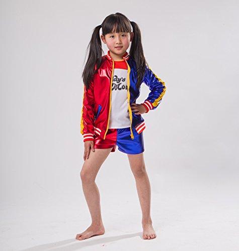 Camiseta, chaqueta, pantalones cortos para niños Little Monster, ropa de niños de 2 años hasta 10 años Talla:S(2-4yr)