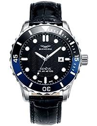 Reloj Suizo Sandoz Caballero 81397-57 Diver Collection